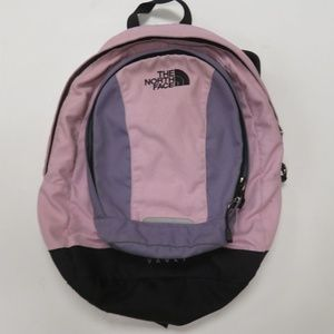 The North Face Vault Backpack Pink Purple Black